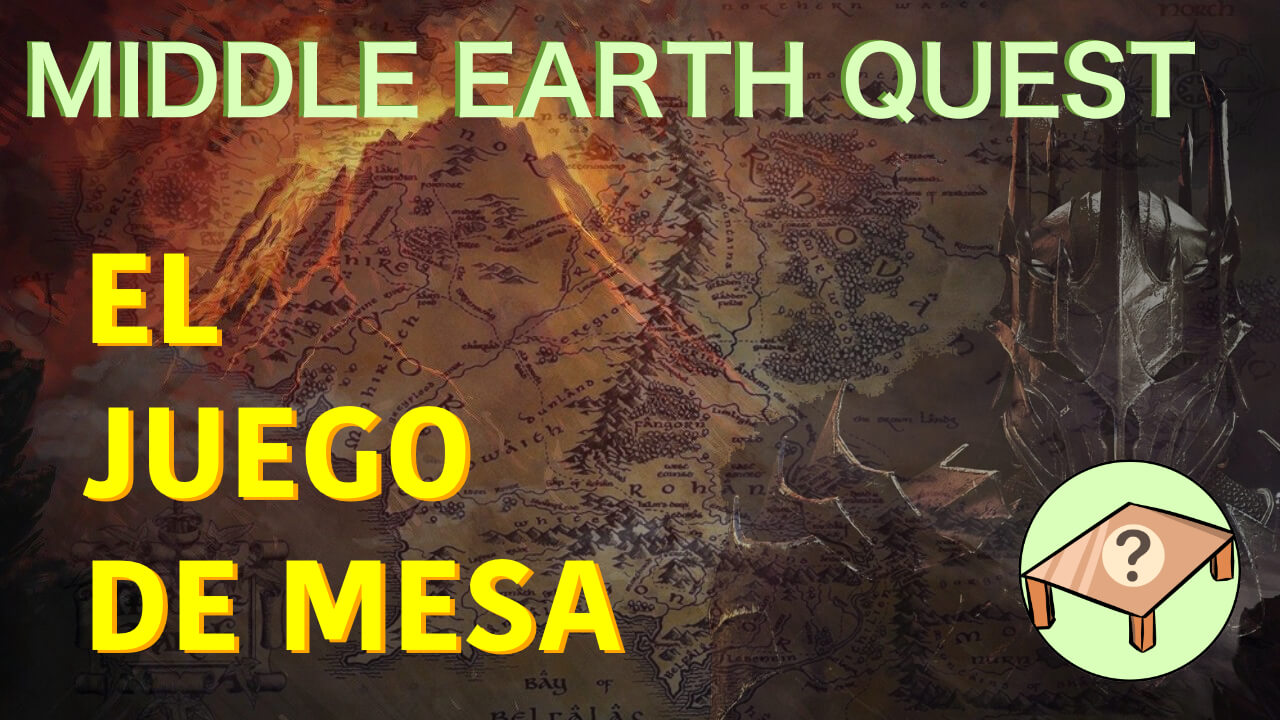 Middle Earth Quest reseña