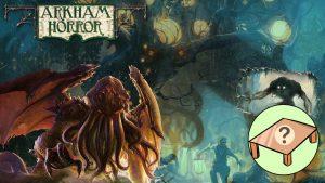 Arkham Horror juego de mesa