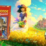 Carcassonne junior juego de mesa reseña
