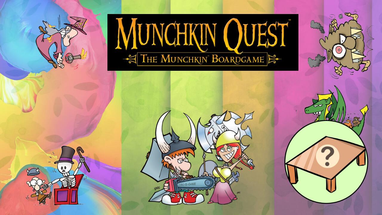 munchkinquest_juegatelamesa