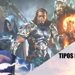 Tipos de cartas MAGIC The Gathering