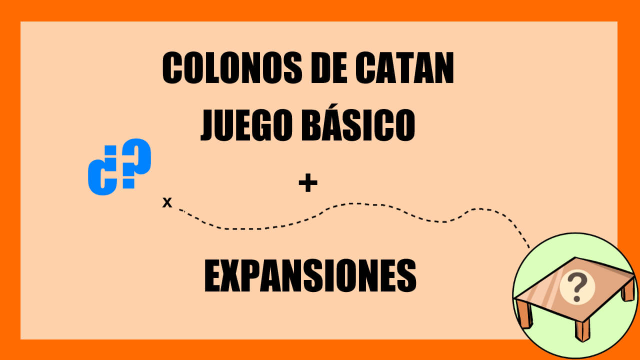 Expansiones colonos de catan