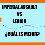 Imperial assault vs Legion
