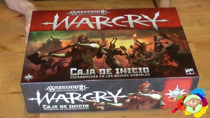 WARCRY UNBOXING