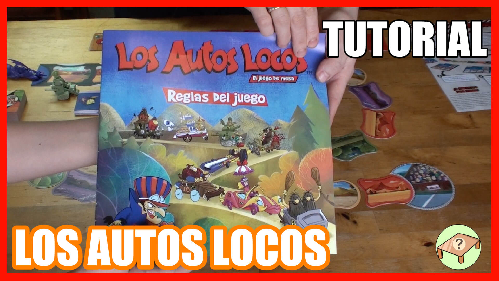 los autos locos tutorial