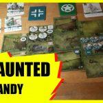 Undaunted Normandy español juego de mesa tutorial