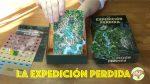 La expedicion perdida juego de mesa reseña con tutorial