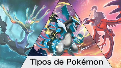 Pokemon Tipos