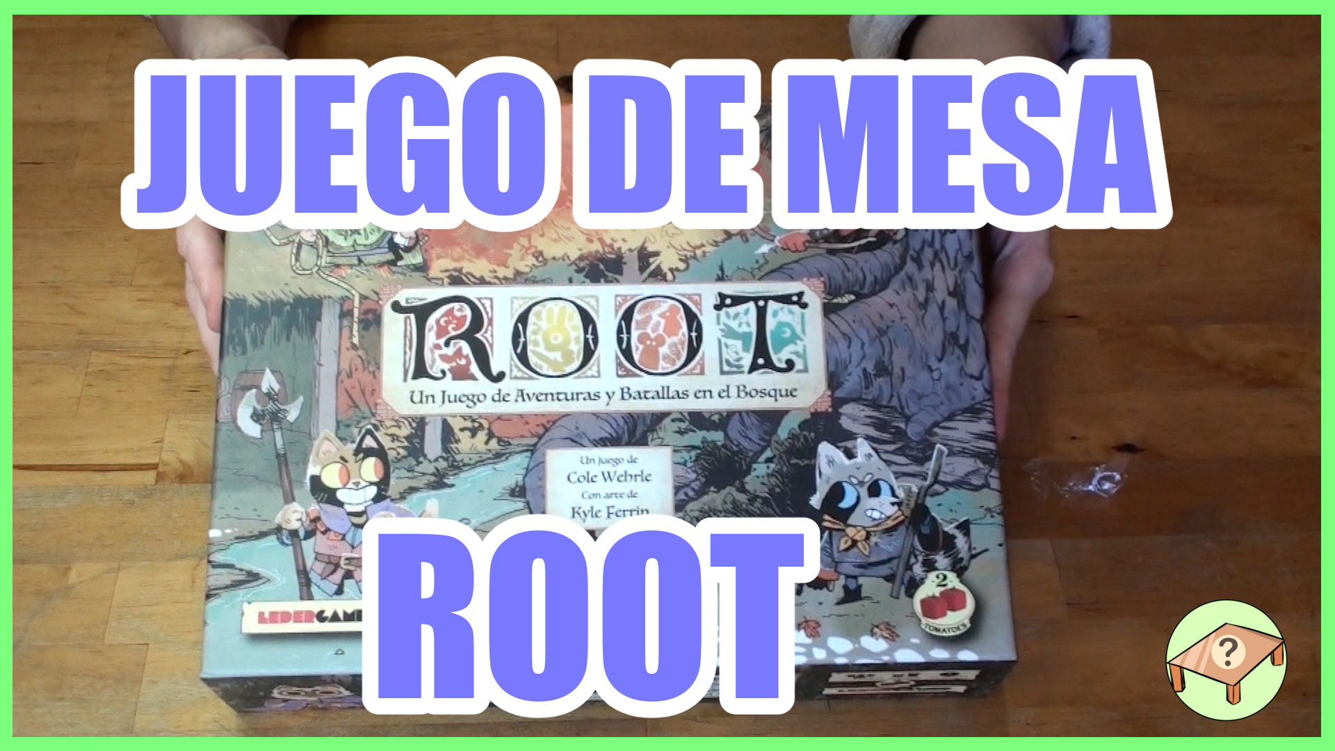 root unboxing