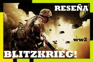 Blitzkrieg juego de mesa reseña