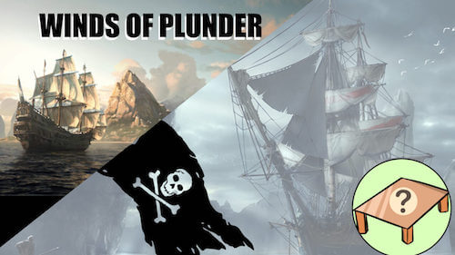 Winds of plunder reseña mini